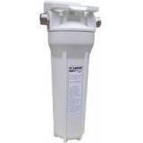 """Магистральный фильтр Aquapost Cold SL-10"""" 3/4"""" белый, для х/в"""