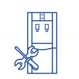 Замена компрессора в пурифайере