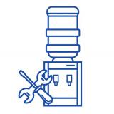 Замена компрессора в кулере для воды
