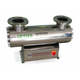 Установка обеззараживания воды SDB-110 - 55w, 2 Lamps TOPAQUA