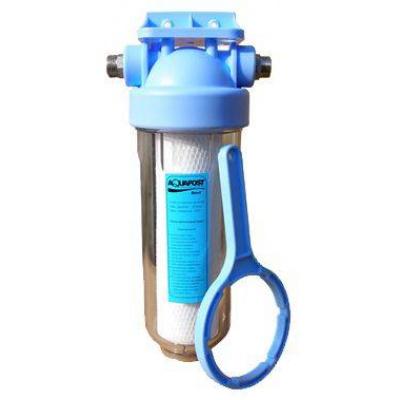 """Магистральный фильтр Aquapost Best SL-10"""" 1/2"""" прозрачный, для х/в - 1"""
