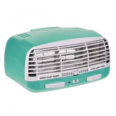 Воздухоочиститель-ионизатор Супер Плюс Турбо зеленый - 1