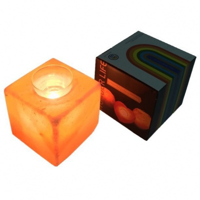 Соляная Арома лампа Кубус-Арома - 1