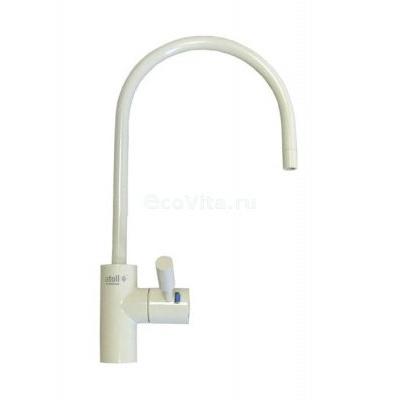 Кран для чистой воды Atoll A-8883-IY LED слоновая кость - 1