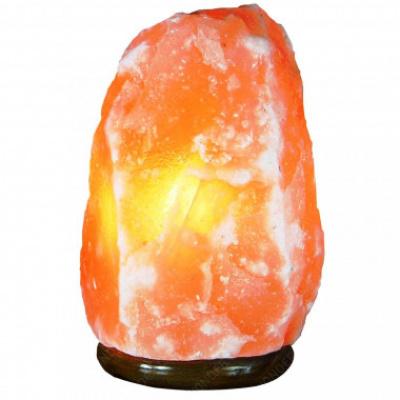 Солевая лампа Скала 11-15 кг ПРЕМИУМ соль красного оттенка - 1