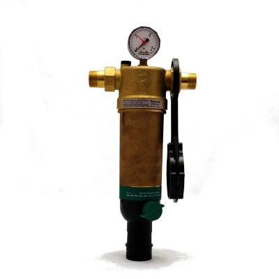 """Магистральный фильтр Honeywell F76S 3/4"""" ААМ 100мк, для г/в - 1"""