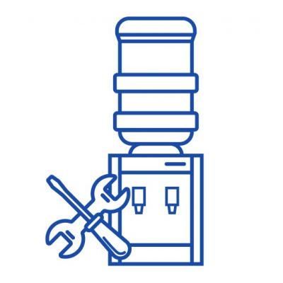Замена компрессора в кулере для воды - 1