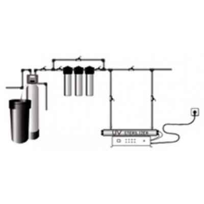 Установка обеззараживания воды SDB-110 - 55w, 2 Lamps TOPAQUA - 1