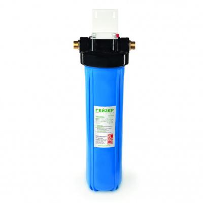Корпус магистрального фильтра Гейзер Джамбо 20 Для холодной воды - 1
