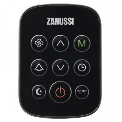 Мобильный кондиционер Zanussi ZACM-09 MS/N1 Black - 1