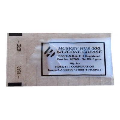 Силиконовая смазка Haskey LVI-50. 3 гр - 1
