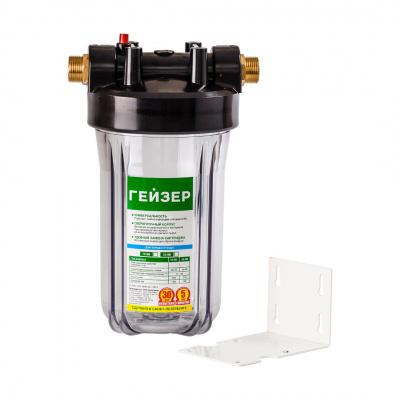Корпус Гейзер 10BB прозрачный для холодной воды - 1