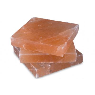 Плитка из Гималайской соли 2,5 см х 20 см х 20 см - 1