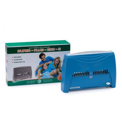 Воздухоочиститель-ионизатор Супер Плюс Эко-С синий - 1