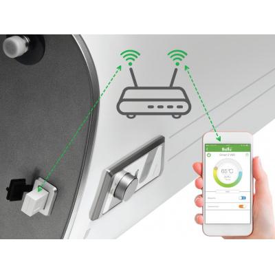 Накопительный водонагреватель Ballu BWH/S 100 Smart WiFi - 1