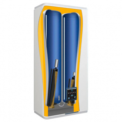 Накопительный водонагреватель Atlantic Vertigo Steatite WiFi 100 W - 1