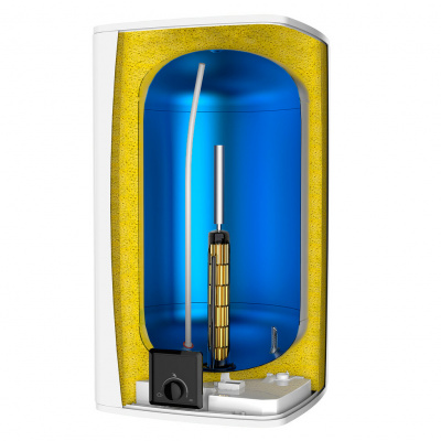 Накопительный водонагреватель Atlantic STEATITE 50 S3 С - 1