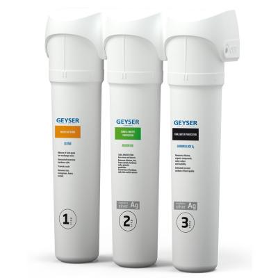 Проточный фильтр Гейзер Смарт БИО 521 для жесткой воды - 1