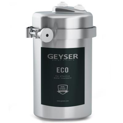 Проточный фильтр Гейзер ЭКО для жесткой воды - 1