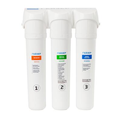 Проточный фильтр Гейзер Смарт для жесткой воды (Без крана) - 1