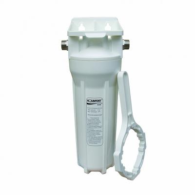 """Магистральный фильтр Aquapost Cold Ag SL-10"""" 1/2"""" белый, для х/в - 1"""