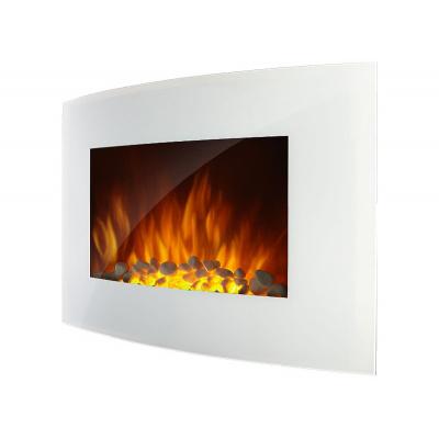 Настенный электрический камин Electrolux EFP/W-1200URLS White - 1