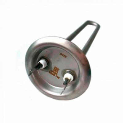 ТЭН RF 700W, TW PREMIUM, нерж AISI 316L, Ø64мм, М4, клеммы под разъем, L250мм - 1