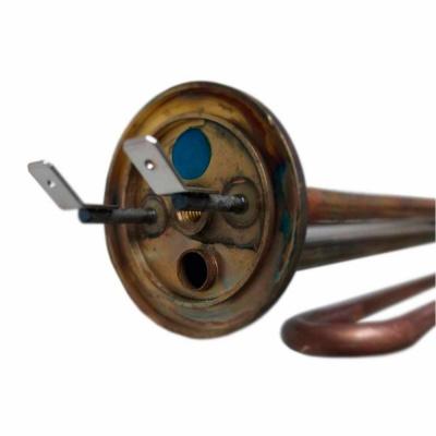 ТЭН 1500W, TW, Ø48, М5, трубка под термостат Ø8 - 1