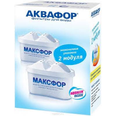 Комплект картриджей Аквафор В25 Максфор, 2 штуки - 1