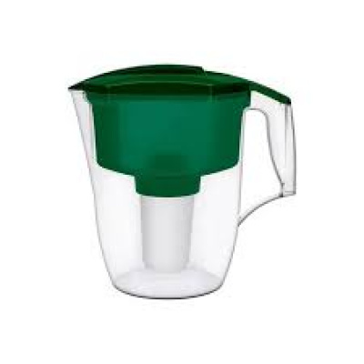 Фильтр-кувшин Аквафор Гарри 5 зеленый + доп.картридж - 1