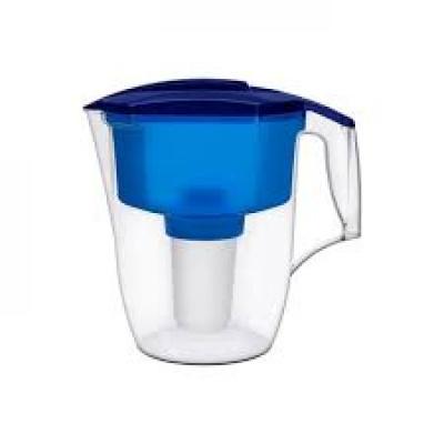 Фильтр-кувшин Аквафор Премиум 5 синий, с индикатором - 1